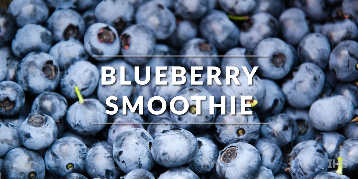 blueberry-smoothy