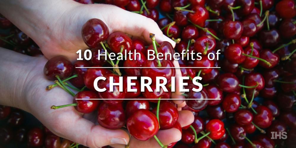 cherries-nutrition