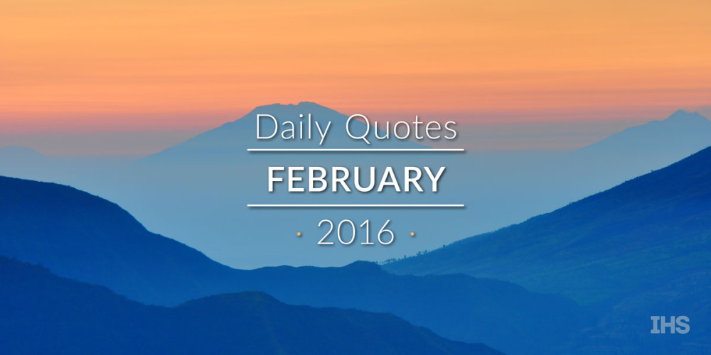 Daily Facebook Quotes